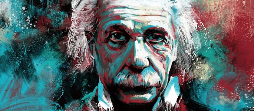 El zapato perfecto de Einstein