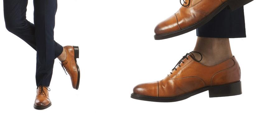 Zapatos con taco alto para hombres. ¿Coquetería, ciencia o inseguridad?